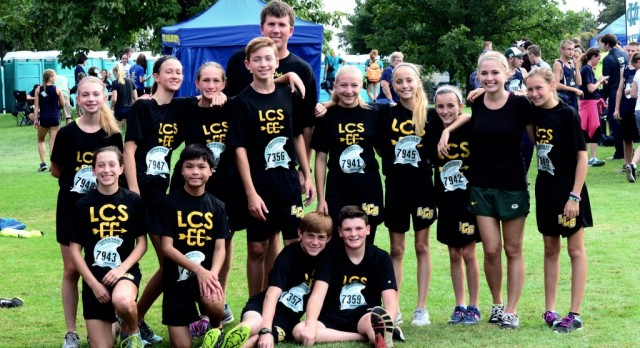 Middle School XC 2016: A Season to Remember