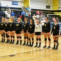 Varsity Volleyball 2016