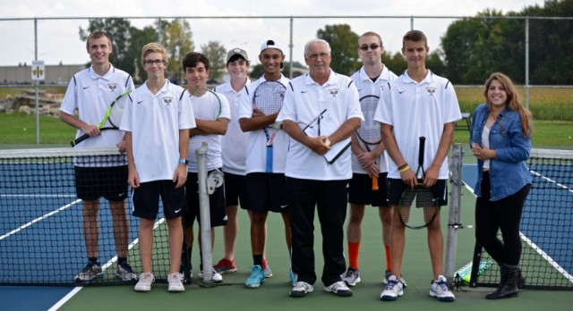 LCS Tennis bows out at Regionals