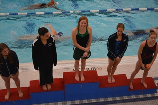 Natalie Crandell is CAAC Red Diving Champion!