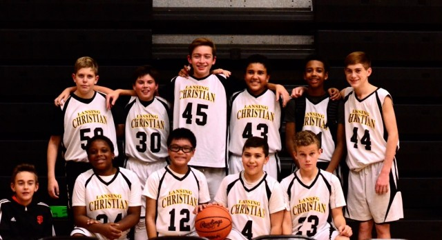 LCS 7th Grade remain Undefeated