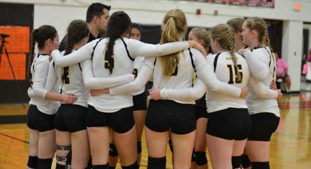 Varsity Volleyball Wraps Up Another Strong Season