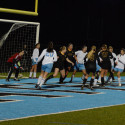 Girls Varsity Soccer vs Lansing Catholic 4-11-17