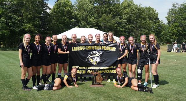 Pilgrims Win State Championship!