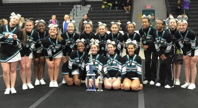 1st Place @ Wayne County Championships