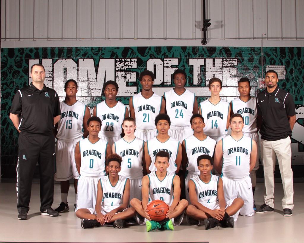 Summit Academy Boys Varsity Basketball falls to Bulldogs 45-53