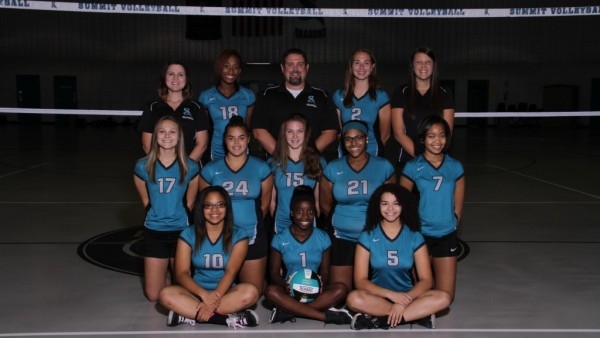Women's Varsity Volleyball 285