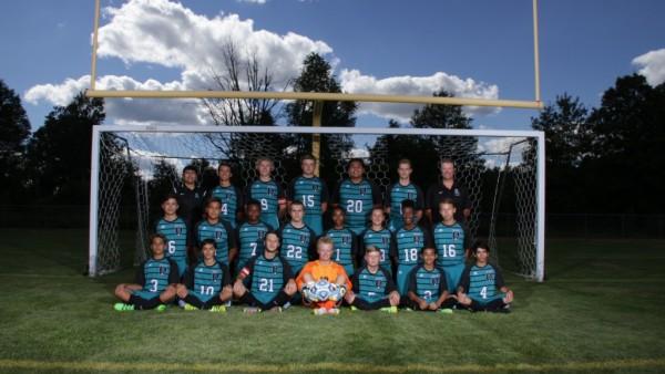 Men's Varsity Soccer 59