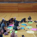 Volleyball Team-Building and Service Project