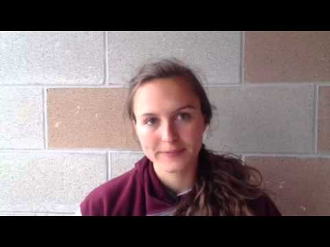 Okemos Softball: Caitlin Meade Pitches Perfect Game