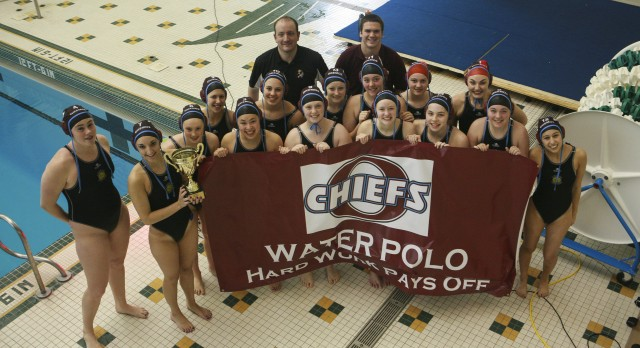 Girls Water Polo Wins Regional Championship