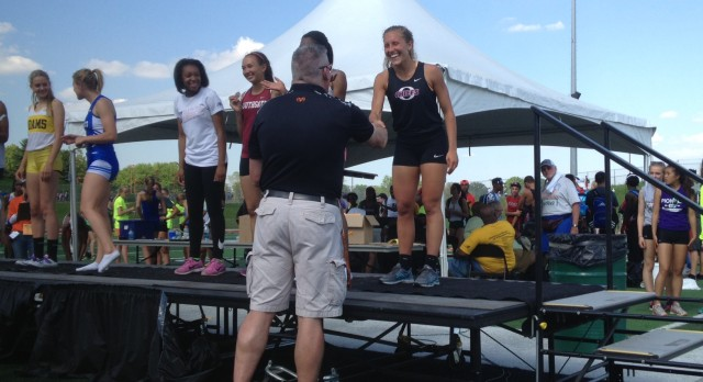 Schiro leads Track & Field team with state title