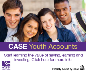 Case CU Youth Accounts Ad