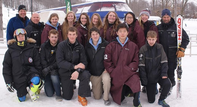 Okemos Ski Team shines in Boyne Invitational