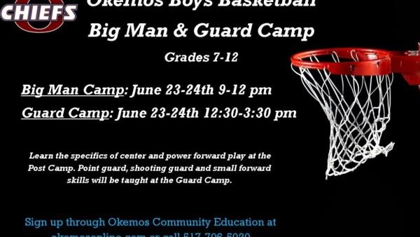 Big Man Guard Camp Flyer