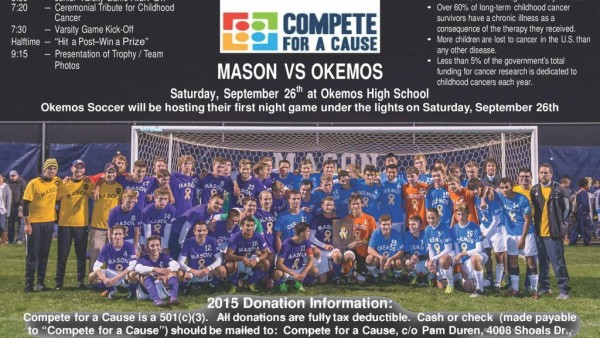 Compete for a Cause Soccer