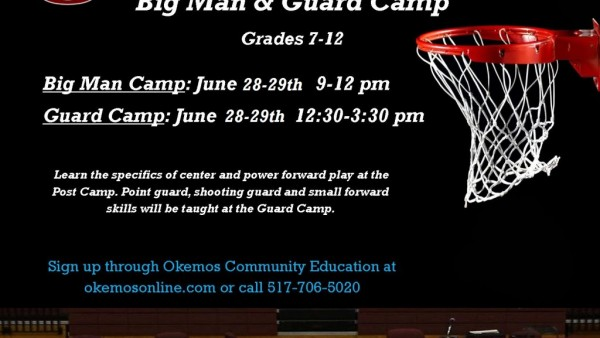 2016 Big Man Guard Camp Flyer