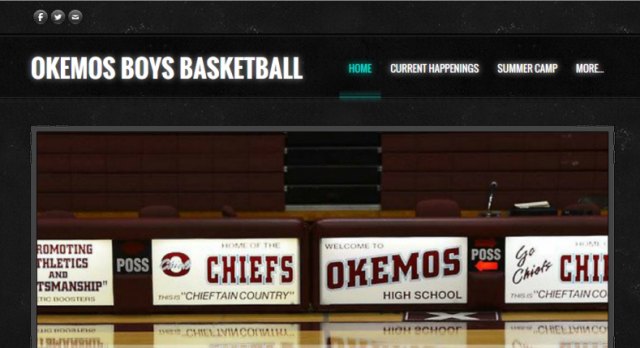 Okemos Boys Basketball Website