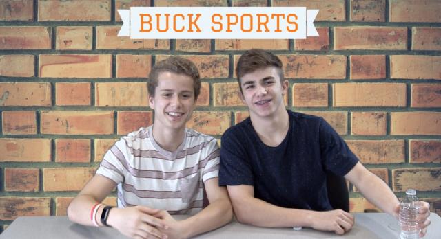 Buck Sports Show Episode #12