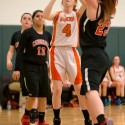 8th Grade Girls Basketball vs. Brookside 3-5-17