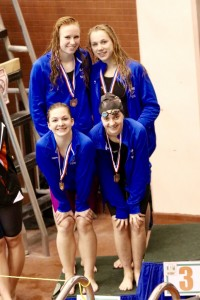 200 IM Relay - Districts