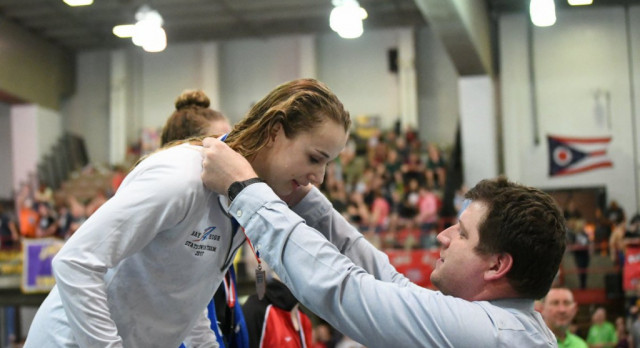 Bay Swimming & Diving Excel at States!