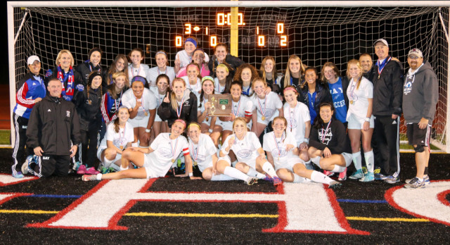 Girls Soccer Headed To Regionals!