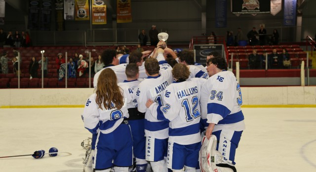 LC Hockey Wins Creuse Cup Back to Back Champs 3-0