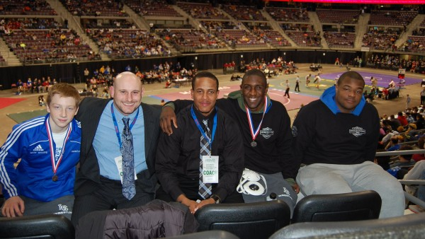 Coaches and Wrestlers