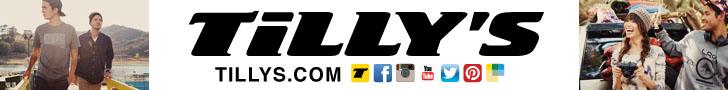Tillys728x90 pixels ad