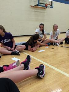 Jv girls soccer 2