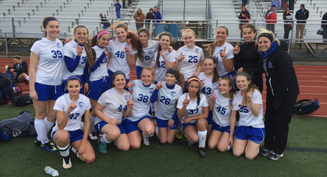 JV Girls Soccer Takes Down Chippewa Valley