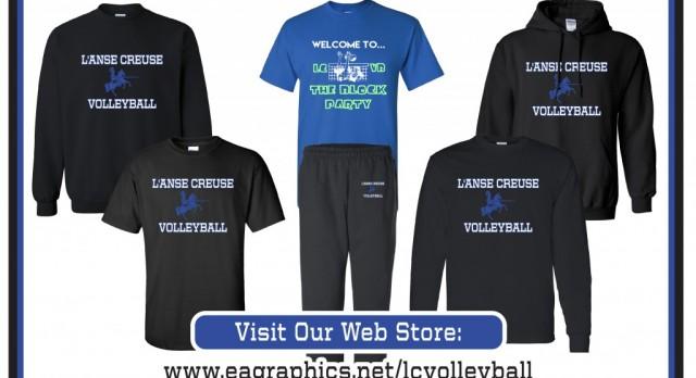 Volleyball FAN GEAR!!
