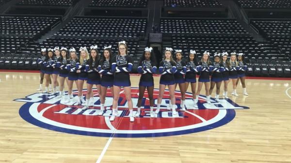 Palace 5 Cheerleaders