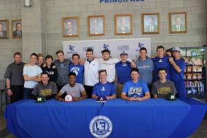 Baseball Signing 1