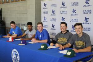 Baseball Signing 2