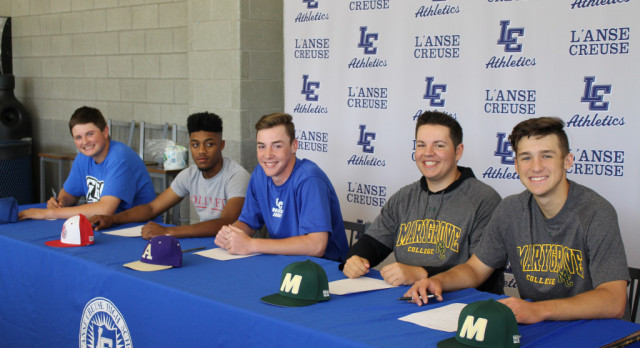 Handful Of Baseball Commitments for 2017 Lancers