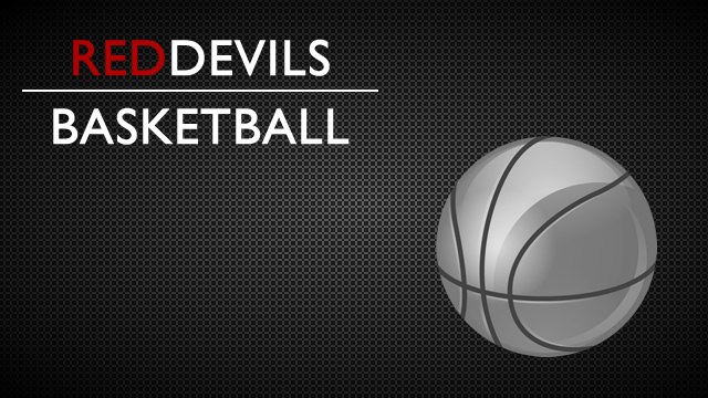 Lady Red Devils Won Home Opener