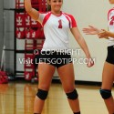 Varsity Volleyball vs Shawnee 8/28/14