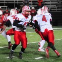 Varsity Football vs Waupac 11/14/14