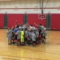Boys Basketball Kids Camp