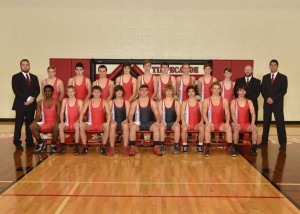 Wrestling Team