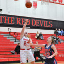 Lady Red Devils Over Piqua