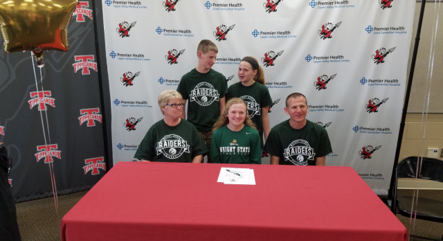 Abbi Halsey Signed With Wright State