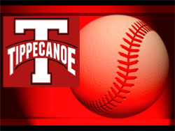 Tippecanoe High School Varsity Baseball beat Northmont Senior High School 7-5