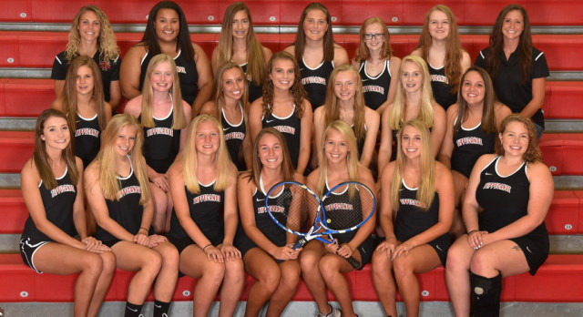 Tippecanoe Girls Varsity Tennis Headed To Districts