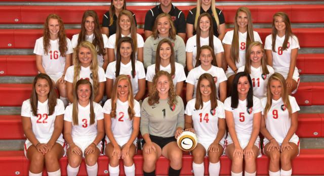 Tippecanoe High School Girls Varsity Soccer beat Piqua High School 1-0