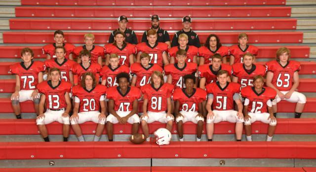 Tippecanoe High School Freshman Football beat Troy High School 42-6