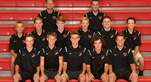 Boys Golf Advanced To Districts!!