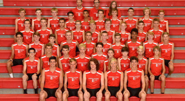 Tippecanoe Boys Varsity Cross Country finishes 1st place and Girls Take 2nd Place